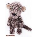 """Мехомания ММ-022 Набор для изготовления игрушки из меха """"Пятнистый леопард"""""""