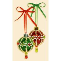 Риолис Б172 Новогоднее украшение Шары