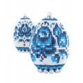 Риолис Б183 Яйцо пасхальное Гжель