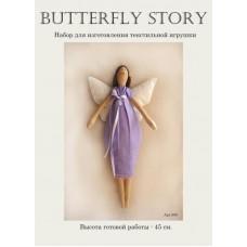 Ваниль 009 Ангел-бабочка