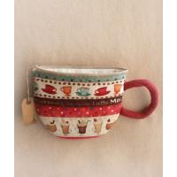 Ваниль K001 Чашка чая