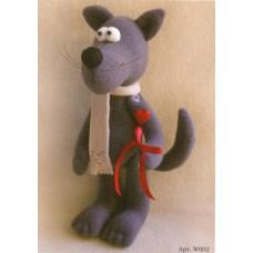 Ваниль W002 Влюбленный волк