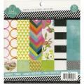American Crafts 01163 Набор бумаги «Favorite Things»