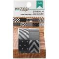 """American Crafts 366615 Клейкая лента бумажная """"Black & White"""""""