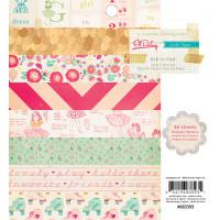 "American Crafts 683393 Набор бумаги ""Oh Darling"""
