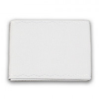 Bestex 7707141 Канва ленточная, 100% хлопок, цвет белый/белый