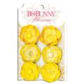 "Bo Bunny 11411470 Бумажные цветы ""Buttercup Pansy"""