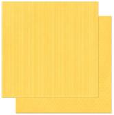 """Бумага для скрапбукинга """"Buttercup Stripe"""" (арт. 12BCS285)"""