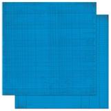 """Bo Bunny 12BJ117 Бумага для скрапбукинга """"Blueberry Journal"""""""