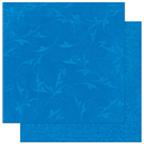 "Bo Bunny 12BW476 Бумага для скрапбукинга ""Blueberry Flourish"""
