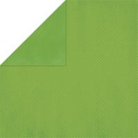 "Bo Bunny 12CD419 Бумага для скрапбукинга ""Clover Dot"""