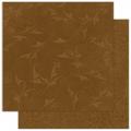 """Bo Bunny 12CHW490 Бумага для скрапбукинга  """"Chocolate Flourish"""""""