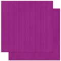 "Bo Bunny 12GS346 Бумага для скрапбукинга  ""Grape Stripe"""