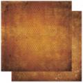 """Bo Bunny 12GV890 Бумага для скрапбукинга  """"Gingerbread Vintage"""""""