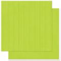 """Bo Bunny 12KS353 Бумага для скрапбукинга  """"Kiwi Stripe"""""""
