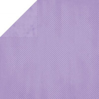 Bo Bunny 12LD431 Лист бумаги «Lavender Dot»