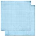"Bo Bunny 12PBJ247 Бумага для скрапбукинга ""Powder Blue Journal"""