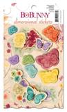 "Bo Bunny DSA756 Стикеры-украшения ""Ambrosia Dimensional Stickers"""