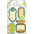"Bo Bunny LCH453 Украшение декоративное из картона ""Hello Sunshine Layered Chipboard"""