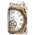 "Bo Bunny NWT267 Заготовка для мини-альбома ""Note Worthy Timepiece"""