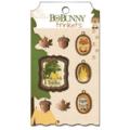 """Bo Bunny TRC248 Стикеры-украшения """"Camp-a-lot Trinkets"""""""
