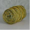 Osttex ШПСМ 5мм жго Шнур полиэфирный 5 мм с сердечником меланжевый (желтый голубой оливковый) 50м