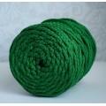 Osttex ШПС 5мм тз Шнур полиэфирный 5 мм с сердечником (темно зеленый) 50м (49)
