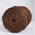 Osttex ШПС 5мм к Шнур полиэфирный 5 мм с сердечником (коричневый) 50м (146)