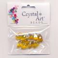 Crystal Art 11359/C-111AB Бусины прессованные 50 г.