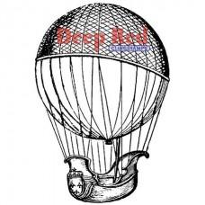 "Резиновый штамп ""Airship"" (арт. 3x504433)"