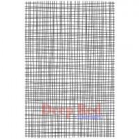 "Deep Red Stamps 5x700043 Резиновый штамп ""Fabric Weave"""