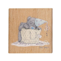 """Docrafts MTY906107 Штамп деревянный """"Особый подарок"""""""
