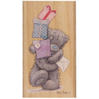 """Docrafts MTY906112 Штамп деревянный """"Набор подарков"""""""