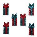 """Dress It Up 4976 Набор декоративных пуговиц """"Большие подарки"""""""