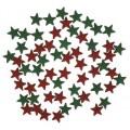 """Dress It Up 5512 Набор декоративных пуговиц """"Красные и зеленые звезды"""""""