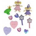 "Dress It Up 5812 Набор декоративных пуговиц ""Маленькая принцесса"""