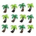 """Dress It Up 6935 Набор декоративных пуговиц """"Маленькие пальмы"""""""