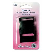 Hemline 454.32.B Пряжка для сумок, перевязи для багажа, палаток 32 мм, 1 шт