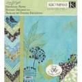 "K&Company KCO-30-614710 Набор бумаги ""Мир растений"""