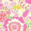 """K&Company KCO-646414 Бумага """"Восточные цветы"""""""