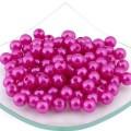 Magic Hobby MAGIC HOBBY Бусины круглые перламутр 10 мм, розовый