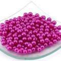Magic Hobby MAGIC HOBBY Бусины круглые перламутр 8 мм, розовый