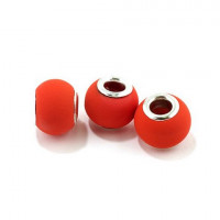 Magic Hobby PN-FR15 Бусины стекляные, цвет - оранжевый