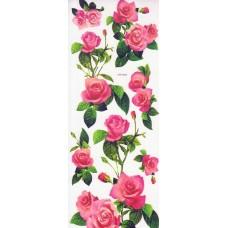"""Mr. Painter CD-11 Наклейки переводные для керамики """"Розовые розы"""""""