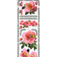 """Mr. Painter CD-9 Наклейки переводные для керамики """"Чайные розы"""""""