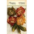 "Petaloo 1102-003 Набор цветов бумажных ""Botanica Blooms - Granberr"" (клюква)"
