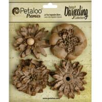 """Petaloo 1479-200 Набор цветов бумажных """"Wild Blossoms - Craft"""""""
