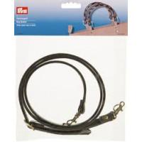 Prym 615174 Ремень для сумки, коричневый, длина 132 см, 1 шт