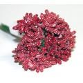 Рукоделие DKB024C Декоративный букетик (красный)