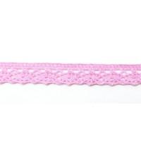 Рукоделие KL-1001/4 Кружевная лента Светло-розовая